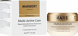 Parfüm, Parfüméria, kozmetikum Regeneráló krém-koncentrátum - Marbert Anti-Aging Care MultiActive Care Regenerating Cream Concentrate