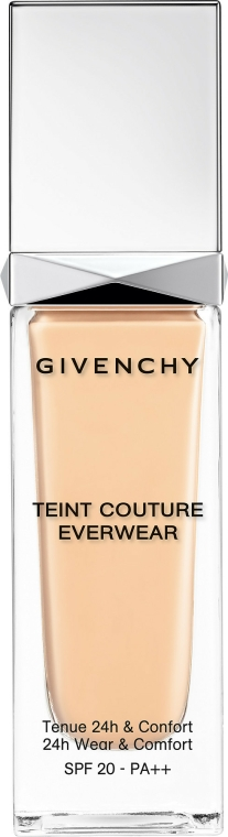Alapozó - Givenchy Teint Couture Everwear SPF20/PA++