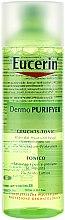 Parfüm, Parfüméria, kozmetikum Tisztító tonik problémás bőrre - Eucerin DermoPurifyer Toner