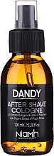 Parfüm, Parfüméria, kozmetikum Borotválkozás utáni kölni - Niamh Hairconcept Dandy After Shave Aftershave Cologne