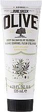 Parfüm, Parfüméria, kozmetikum Olívavirág illatú tápláló testápoló vaj görög extra szűz olívaolajjal - Korres Pure Greek Olive Blossom Body Balsam