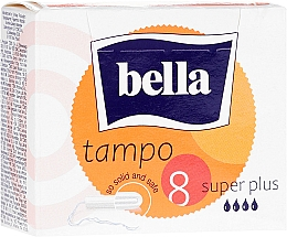 Parfüm, Parfüméria, kozmetikum Egészségügyi tampon Tampo Premium Comfort Super Plus, 8 db - Bella
