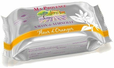 "Marseille-i szappan ""Narancs"" - Ma Provence Marseille Soap Orange"