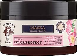 Parfüm, Parfüméria, kozmetikum Maszk festett hajra - Mrs. Potter's Triple Flower Color Protect