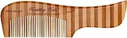 Parfüm, Parfüméria, kozmetikum Bambusz fésű, 2 - Olivia Garden Healthy Hair Eco-Friendly Bamboo Comb 2