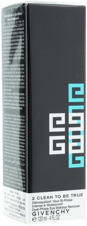 Kétfázisú sminklemosó 2 az 1-ben - Givenchy 2 Clean to Be True — fotó N1