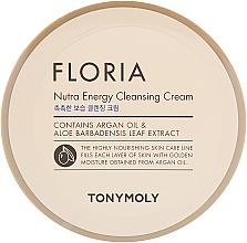 Parfüm, Parfüméria, kozmetikum Tisztító krém - Tony Moly Floria Nutra-Energy Cleansing Cream