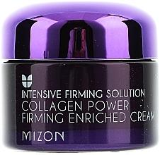 Parfüm, Parfüméria, kozmetikum Liftinges krém ráncok ellen - Mizon Collagen Power Firming Enriched Cream