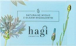 Parfüm, Parfüméria, kozmetikum Természetes szappan mandula olajjal - Hagi Soap