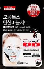 Parfüm, Parfüméria, kozmetikum Kozmetikai arcmaszk - Mediheal Mogongtox Soda Bubble Sheet