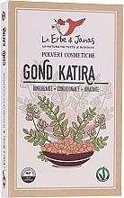 "Parfüm, Parfüméria, kozmetikum Gyógynövény por ""Tragacanth"" - Le Erbe di Janas Gonda Katira (Tragacanth)"