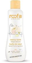 Parfüm, Parfüméria, kozmetikum Fürdőszer mézzel - Roofa Honey Bath Gel