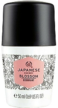 Parfüm, Parfüméria, kozmetikum The Body Shop Japanese Cherry Blossom - Dezodor roll-on