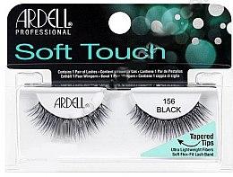 Parfüm, Parfüméria, kozmetikum Műszempilla - Ardell Soft Touch Eye Lashes Black 156