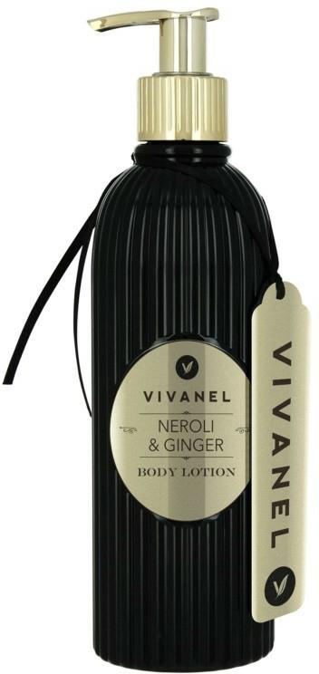 Vivian Gray Vivanel Neroli & Ginger - Testápoló tej
