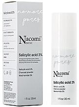 Parfüm, Parfüméria, kozmetikum Arcszérum 2% szalicilsav - Nacomi Next Level Salicylic Acid 2%