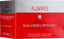 Parfüm, Parfüméria, kozmetikum Szőkítő por - Allwaves Bleaching Powder