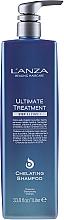 Parfüm, Parfüméria, kozmetikum Sampon - L'anza Ultimate Treatment Step 1 Chelating Shampoo
