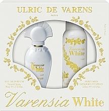 Parfüm, Parfüméria, kozmetikum Ulric De Varens Varensia White - Szett (edp/50ml + deo/125ml)