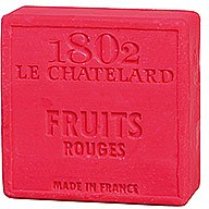 Parfüm, Parfüméria, kozmetikum Szappan - Le Chatelard 1802 Soap Provence Fruits