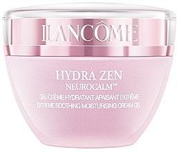 Parfüm, Parfüméria, kozmetikum Hidratáló nyugtató krém-gél, stressz gátló - Lancome Hydra Zen Anti-Stress Moisturising Cream-Gel
