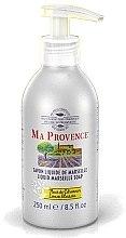 "Parfüm, Parfüméria, kozmetikum Marseille folyékony szappan ""Citrom"" - Ma Provence Liquid Marseille Soap Lemon"