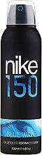 Parfüm, Parfüméria, kozmetikum Nike Blue Wave - Deo spray