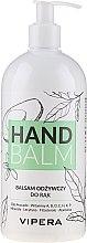 Parfüm, Parfüméria, kozmetikum Tápláló kézbalzsam - Vipera Nourishing Hand Balm