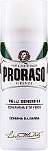 Parfüm, Parfüméria, kozmetikum Borotvahab érzékeny bőrre - Proraso White Shaving Foam
