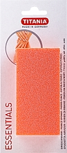 Parfüm, Parfüméria, kozmetikum Habkő, narancssárga, téglalap - Titania