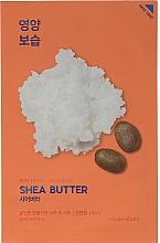 Parfüm, Parfüméria, kozmetikum Tápláló szövetmaszk sheavajjal - Holika Holika Pure Essence Mask Sheet Shea Butter