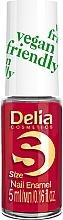 Parfüm, Parfüméria, kozmetikum Körömlakk - Delia Cosmetics S-Size Vegan Friendly Nail Enamel