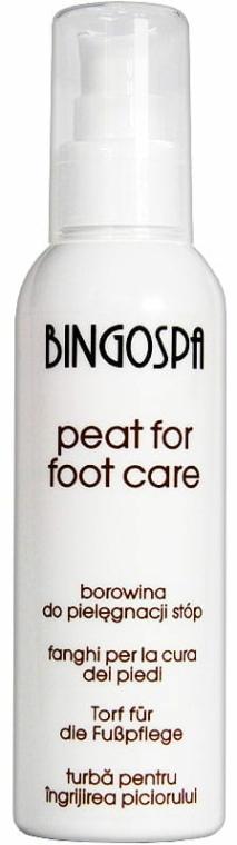 Lábápoló balzsam - BingoSpa Peat