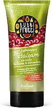 """Parfüm, Parfüméria, kozmetikum Testápoló balzsam """"Körte és vörösáfonya"""" - Farmona Tutti Frutti Smoothing Body Balm Pear & Cranberry"""
