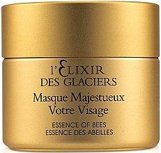 """Parfüm, Parfüméria, kozmetikum Szérum és maszk """"Arc"""" - Valmont L'elixir Des Glaciers Masque Majestueux Votre Visage"""