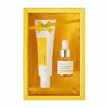 Parfüm, Parfüméria, kozmetikum Szett - iUNIK Propolis Vitamin Eye Cream Set (eye/cr/30ml + ser/15ml)