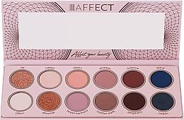 Parfüm, Parfüméria, kozmetikum Szemhéjfesték paletta - Affect Cosmetics Sweet Harmony