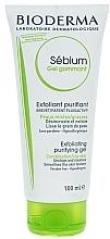 Parfüm, Parfüméria, kozmetikum Mikroszemcsés gél-radír - Bioderma Sebium Exfoliating Purifying Gel