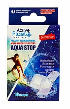 Parfüm, Parfüméria, kozmetikum Vízálló sebtapasz - Ntrade Active Plast First Aid Waterproof Plasters Aqua Stop Mix