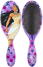 """Parfüm, Parfüméria, kozmetikum Hajfésű """"Pocahontas' - Wet Brush Disney Princess Original Detangler Pocahontas"""