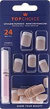 """Parfüm, Parfüméria, kozmetikum Műköröm """"FRENCH 74073B"""" - Top Choice"""