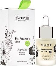 Parfüm, Parfüméria, kozmetikum Szemkörnyékápoló szérum - Synouvelle Cosmectics Eye Recovery Serum Anti-Wrinkle Lift Anti-Dark Circles