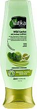 Parfüm, Parfüméria, kozmetikum Hajkondicionáló kaktusszal - Dabur Vatika Wild Cactus Anti-Breakage Conditioner