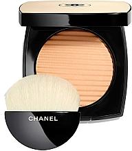 Parfüm, Parfüméria, kozmetikum Napvédő púder - Chanel Les Beiges Healthy Glow Luminous Colour