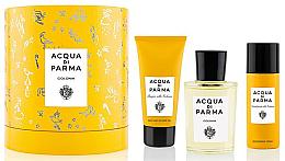 Parfüm, Parfüméria, kozmetikum Acqua Di Parma Colonia - Szett (edc/100ml + sh/gel/75ml + deo/50ml)