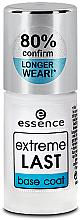 Parfüm, Parfüméria, kozmetikum Alaplakk - Essence Extreme Last Base Coat
