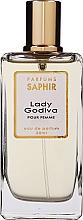 Parfüm, Parfüméria, kozmetikum Saphir Parfums Lady Godiva - Eau De Parfum
