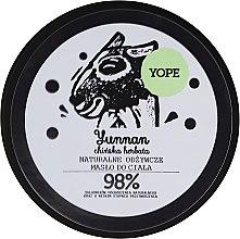 """Parfüm, Parfüméria, kozmetikum Testápoló olaj """"Zöld tea"""" - Yope Green Tea Body Butter"""