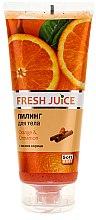 """Parfüm, Parfüméria, kozmetikum Testradír """"Narancs és Fahéj"""" - Fresh Juice Orange & Cinnamon"""