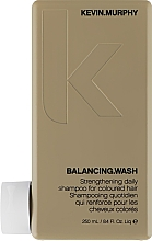 Parfüm, Parfüméria, kozmetikum Erősítő sampon festett hajra - Kevin.Murphy Balancing.Wash